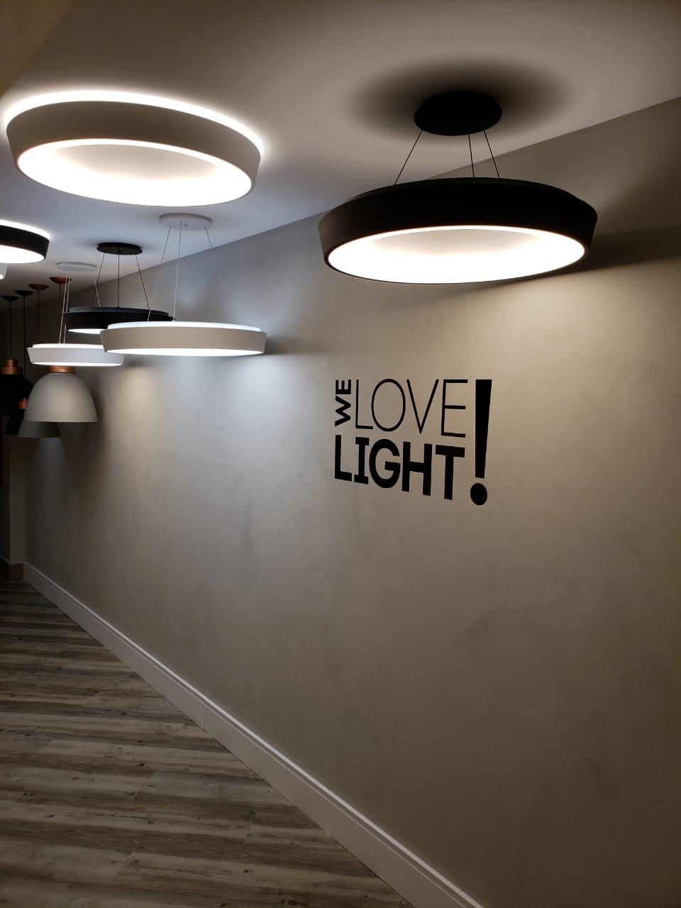 Show Room de Iluminação