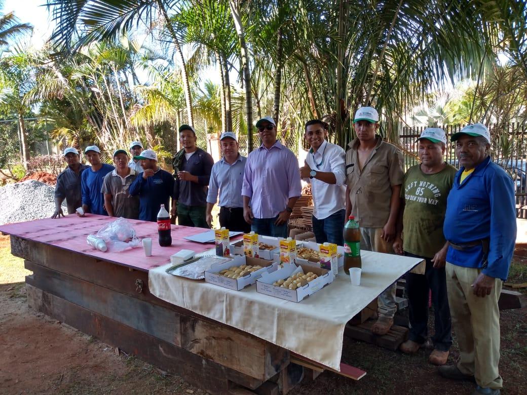 Coffee Break no Jardim Botânico – Set Construções