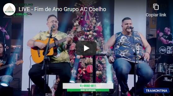 Live AC Coelho Fim de Ano