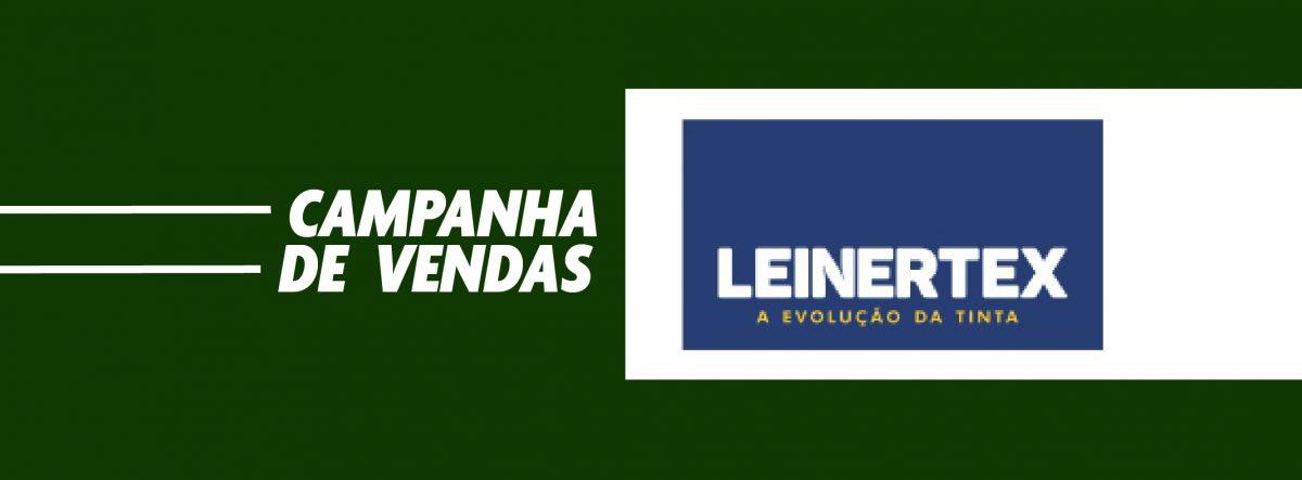 Campanha de Vendas Leinertex